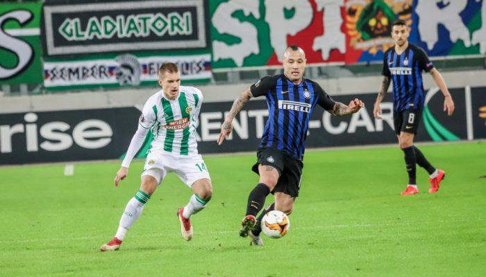 UEFA Europa League | Rapid – Inter
