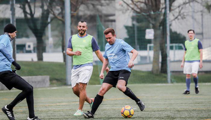 B2B Liga – Fussball