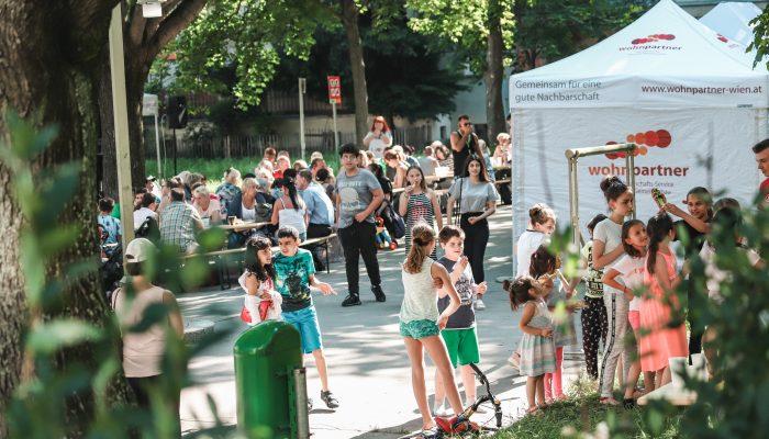 Sommerfest im Karl-Seitz-Hof