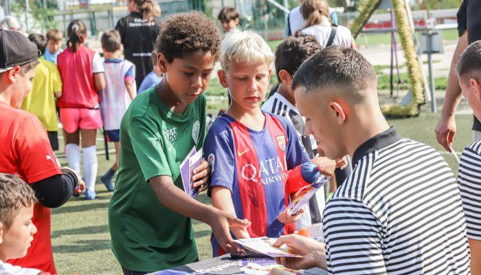 Football School & Käfig League Sommercamp Closing