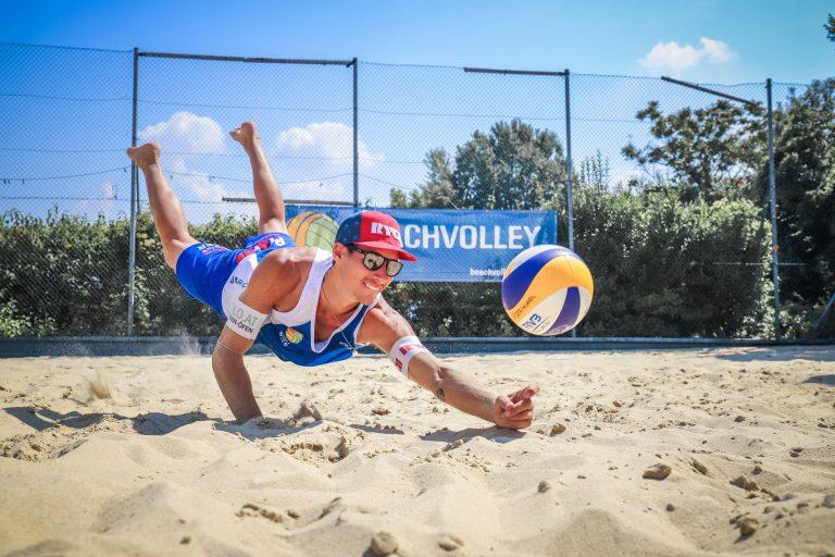 Mathias Seiser | Beachvolleyball Profi